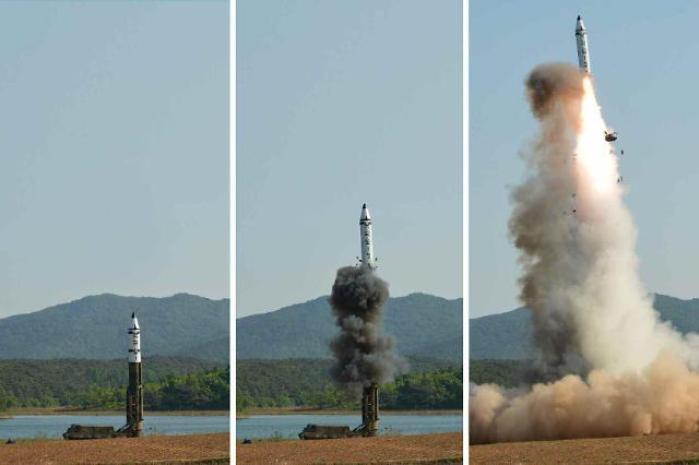朝鲜一意孤行再射弹 美国将提高对朝制裁力度