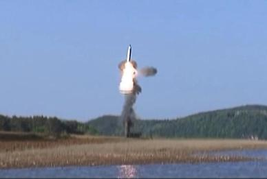 .Pyongyang releases pictures of Earth taken from flying missile: Yonhap.