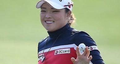 .Four-time LPGA Tour winner Jang Ha-na comes back to domestic tour.