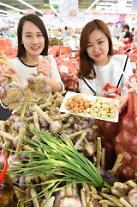 농협유통, 전남 무안·충남 태안산 햇마늘 약 15% 할인 판매