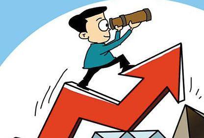 韩KOSPI指数涨!涨!涨! 近1个月增幅居全球首位