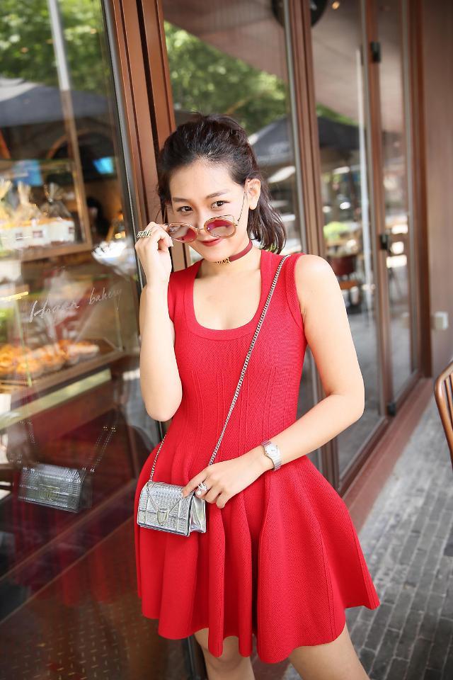【Lady Zoya的时尚衣橱(1)】我想要的糖果色夏天