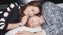 女優キム・テヒ&歌手RAIN・・・ビジュアル夫婦の2世に関心集中