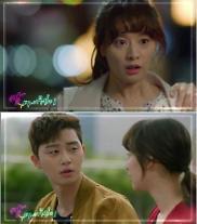 [월화드라마 예고]'쌈 마이웨이3회'김지원,박서준 첫사랑 이엘리야에게 경고