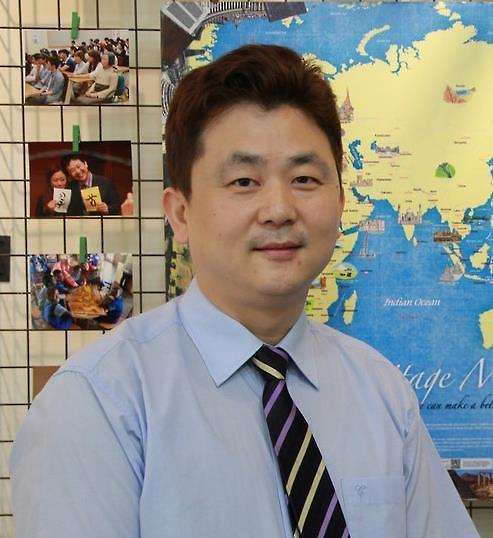 """韩网络外交使团""""韩国之友""""在青岛开设外宣讲座"""