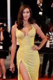 .[GLOBAL PHOTO] Model Irina Shayk poses for photographs at the 70th Cannesfilm festival..