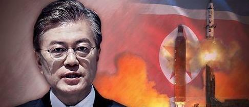 韩青瓦台就5·24对朝制裁实施7周年无表态