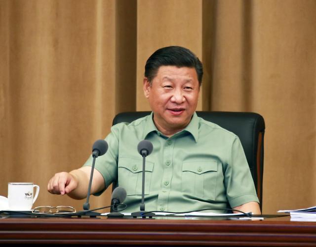 [영상중국] '해군강국' 제창하는 시진핑