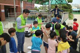 KT, 사내 동호회 활용한 재능기부로 사회공헌 펼친다