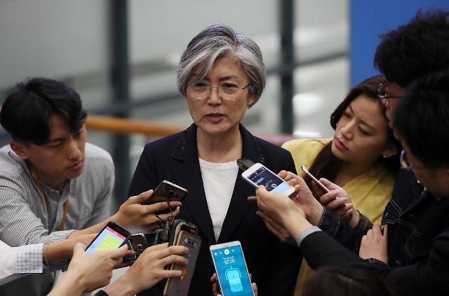 """韩外长提名人""""对北人道主义援助无关政治"""""""