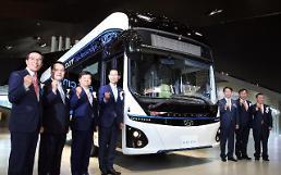 이제는 상용이다 현대차 연비·안전·친환경 3대 상용차 비전 선포