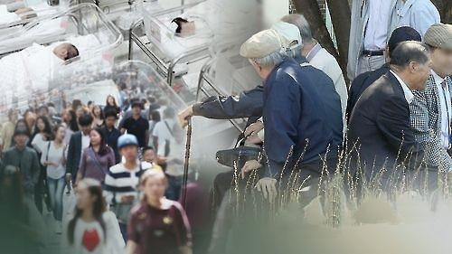 每5名韩国劳动者需赡养1名老人 2075年或超过日本居经合组织之首