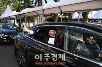 르노삼성차 SM6 쌍둥이 '탈리스만' 칸 국제영화제 의전차 활약