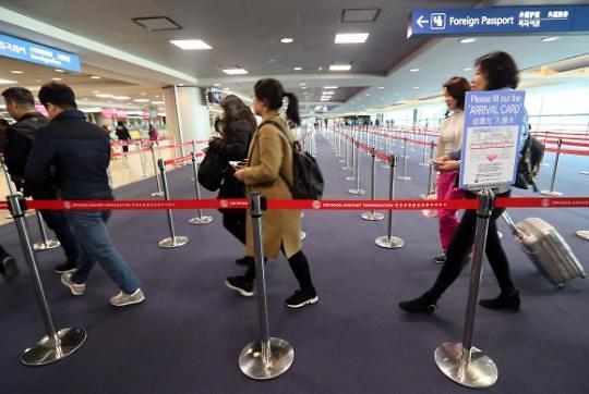 4月中韩航线客运量同比大减47%