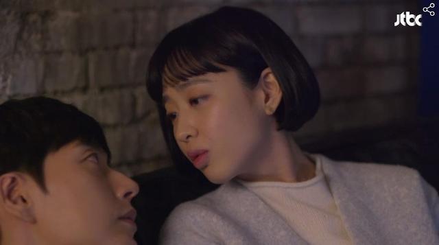 '맨투맨' 김민정, 박해진과 꽁냥꽁냥♡