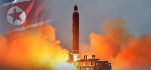 朝鲜今晨试射1枚疑似弹道导弹飞行物