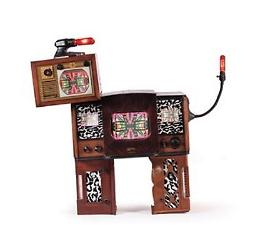 Stag by video artist Nam June Paik auctioned for $590,000