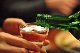 .饮酒大国盛况不再 韩国人饮酒量减少.