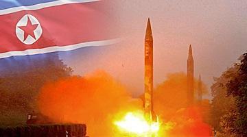朝鲜仅隔8天再次射弹挑衅 韩美日发声强烈谴责