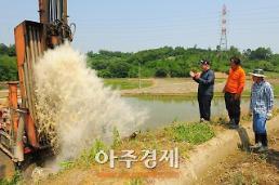 예산군, 가뭄극복 농업용수 확보를 위한 관정개발 추진 등 안간힘