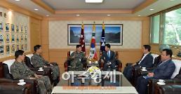 김종천 포천시장, 관내 주요 군부대 방문
