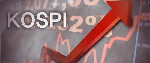 韩国KOSPI指数继续涨!2日盘中再创新纪录