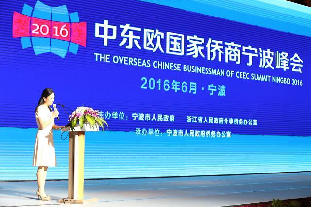 海外华侨华人有自己的峰会啦!