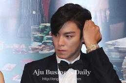 .BIGBANG member TOP hospitalized for sedative overdose.