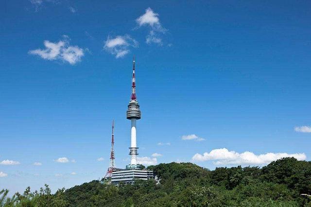 首尔南山成中国游客最热门目的地