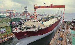 .三星重工业将再获1.7万亿韩元订单 韩造船业捷报频传.