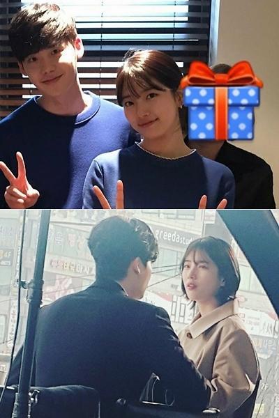秀智李钟硕新剧《当你沉睡时》预计9月播出