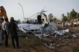 [GLOBAL PHOTO] Explosion at Fireworks Factory in India