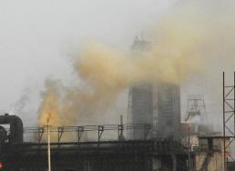 中 수도권 공장 78%가 환경규정 위반