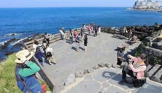 济州今年接待游客2013年来首减