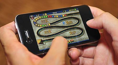 中国手游抢滩韩国市场 人气游戏相继在韩发布