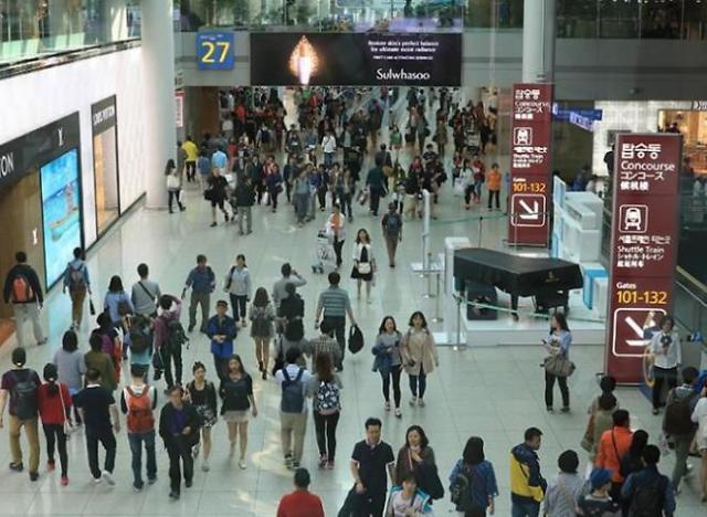 韩国旅客钟情哪种航空? 近六成选择廉价和外国航空公司