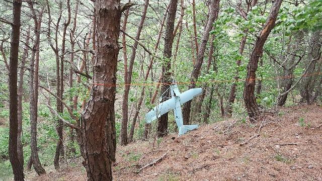 疑似朝鲜无人机长途奔袭侦查星州萨德基地