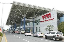 """.受益于5月""""旅游黄金周"""" 清州机场国际线旅客环比大增."""