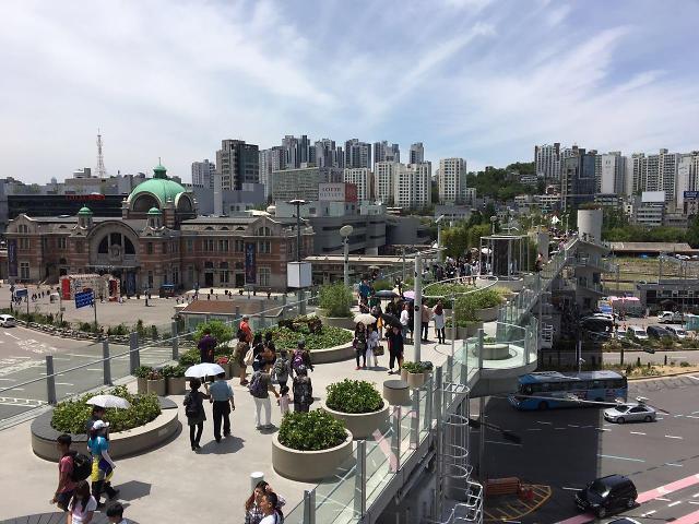 [AJU VIDEO] 高架桥首尔路7017