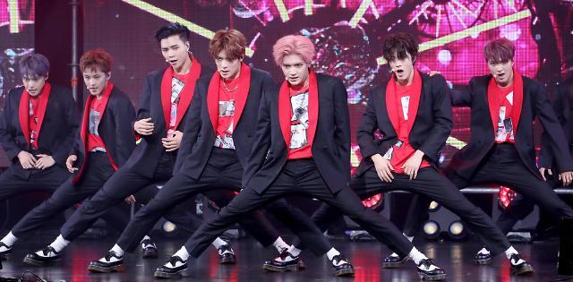 男团NCT 127携迷你专辑回归 举办SHOWCASE