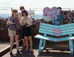 .女性专用旅游指南在手 外国美女玩转韩国不用愁.