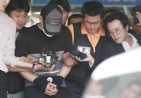 韩快递爆炸案侦破:学生不满导师训斥作案泄愤