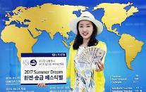 """""""해외여행객 잡아라""""…시중은행, 환전 이벤트 속속 출시"""