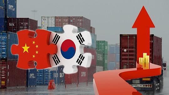 萨德影响效果有限 韩国对华出口规模连续6个月增长