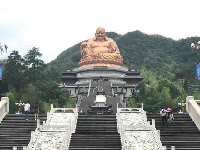[AJU VIDEO] 中国第五大佛教名山——奉化雪窦山