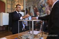 마크롱 신당 '앙마르슈', 의석 60% 이상 차지하며 프랑스 총선 압승