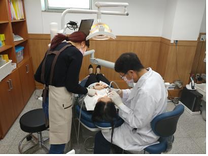 外籍居民福利!首尔市为你免费治牙!