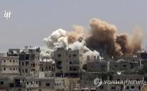 러시아, 시리아 서부 美 연합군 전투기에 '공격 대상' 간주 경고
