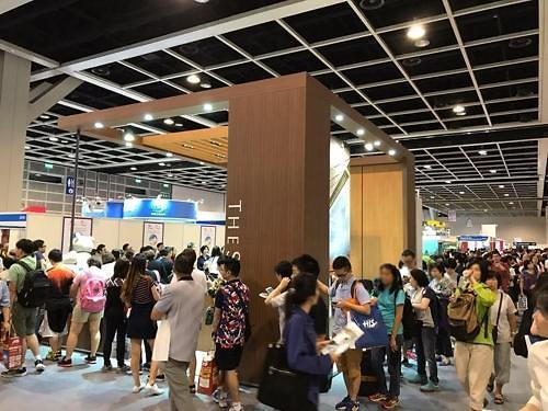 新罗酒店积极吸引香港机场免税店客源