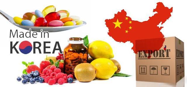 强身健脑吃什么?中国对韩国保健品进口年均增加40%
